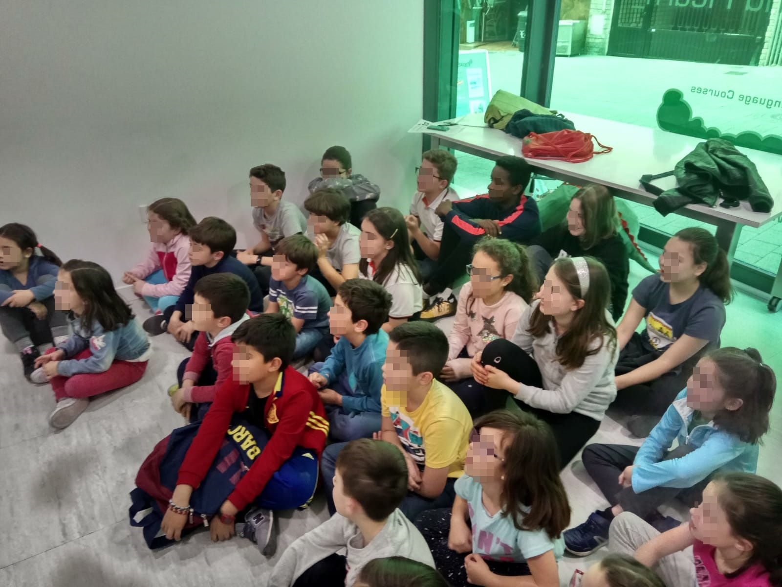 Nessie - English Academy visit