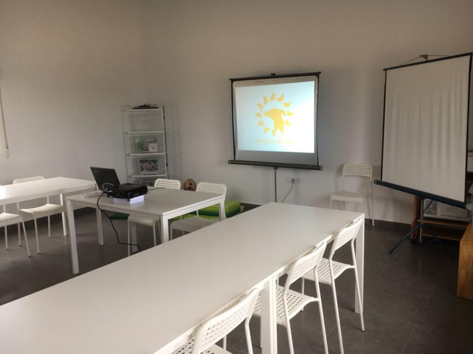 Galgos del Sol education building opening (7)