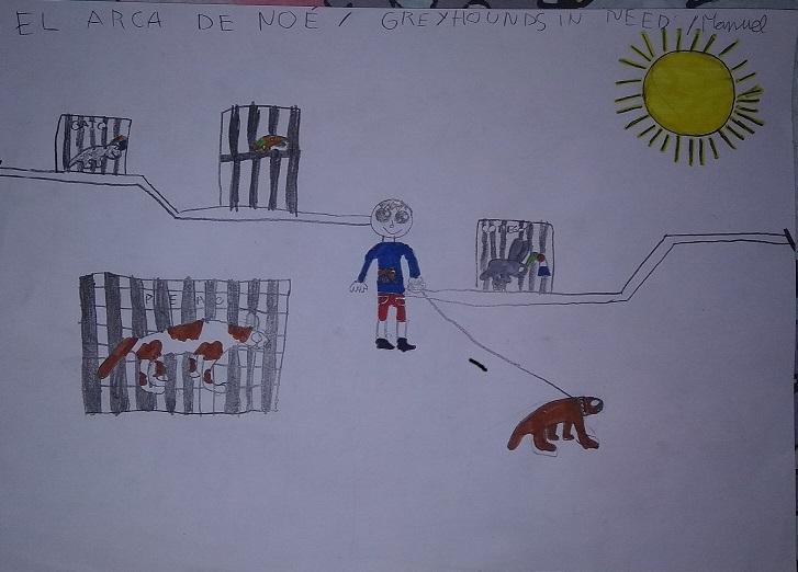Manuel age 7