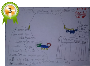 Joint 3rd - Esteban age 8