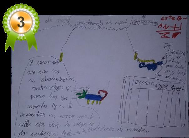 Joint 3rd - Esteban age 8
