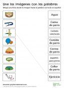 Matching-Activity Spanish