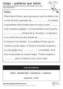 Missing-words-Spanish