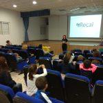 "RECAL visited the CEIP ""Inmaculada Concepción"