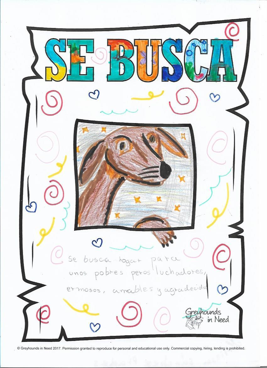 1st prize Melissa Sanchez