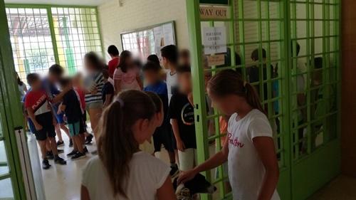 Mari Llanos Martínez's summer school