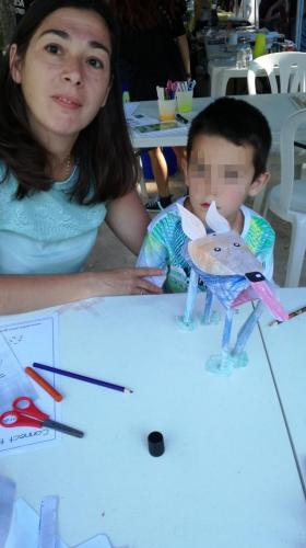 Albacete Vegan Fair - galgo activities
